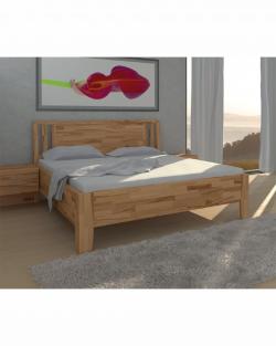 """Lova """"Paula"""" siūlome lovą su patalynės dėže arba lovos staliuku"""